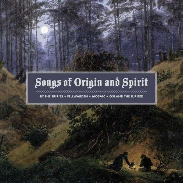 CD V/A - SONGS OF ORIGIN AND SPIRIT