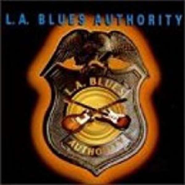CD V/A - L.A. BLUES AUTHORITY