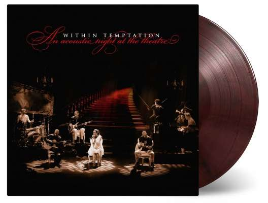 Within Temptation - Vinyl AN ACOUSTIC NIGHT AT THE THEATRE