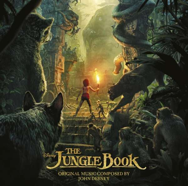 Soundtrack - CD THE JUNGLE BOOK