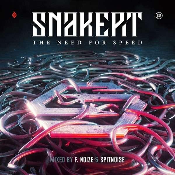 CD V/A - SNAKEPIT 2019 - THE NEED FOR SPEED