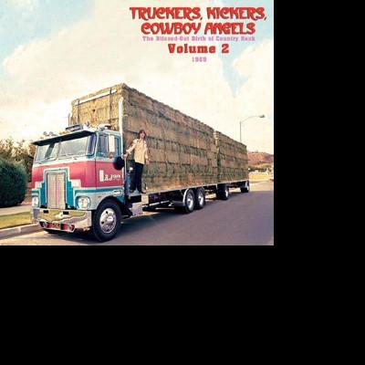 CD V/A - TRUCKERS, KICKERS, COWBOY ANGELS VOL.2