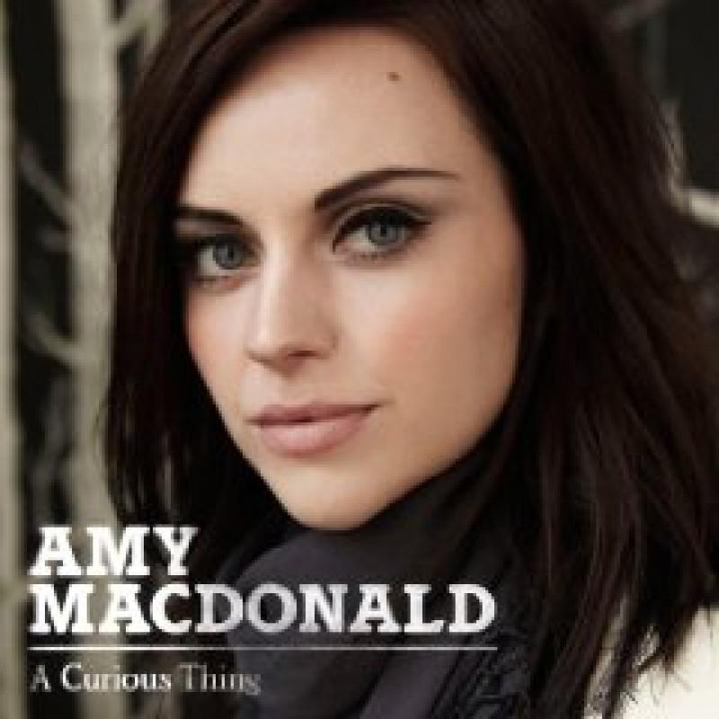 CD MACDONALD AMY - A CURIOUS THING