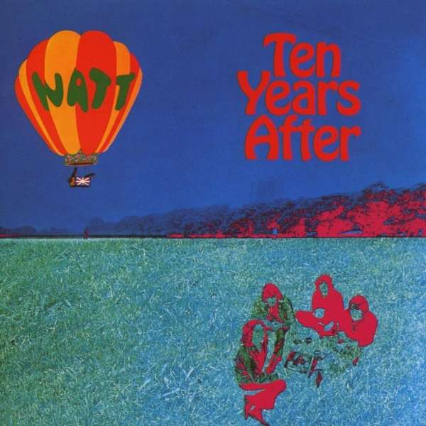 CD TEN YEARS AFTER - WATT (2017 REMASTER)