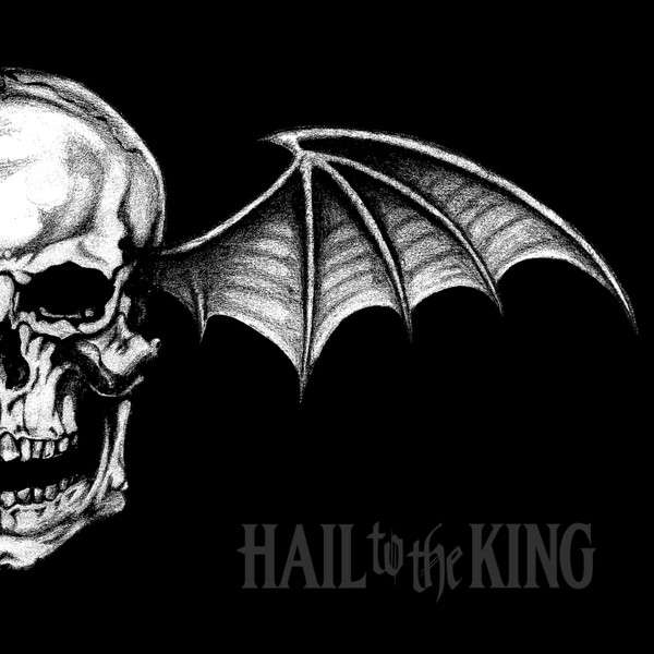 Avenged Sevenfold A7X - CD HAIL TO THE KING