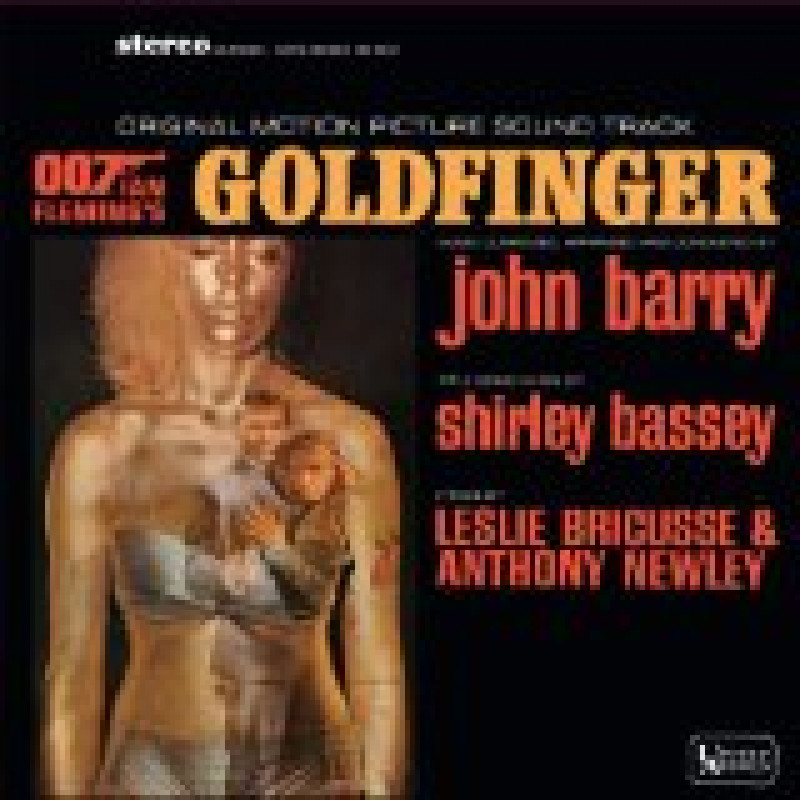 Vinyl RUZNI/POP INTL - JAMES BOND GOLDFINGER