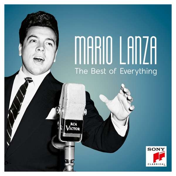 CD LANZA, MARIO - Mario Lanza - The Best of Ever