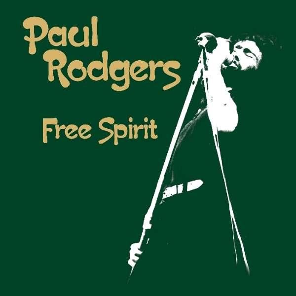 CD RODGERS, PAUL - FREE SPIRIT