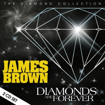 James Brown - CD DIAMONDS ARE FOREVER