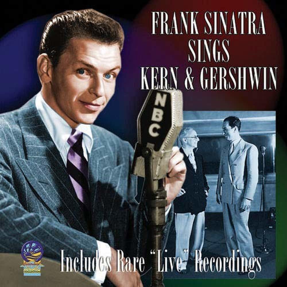 Frank Sinatra - CD SINGS KERN AND GERSHWIN