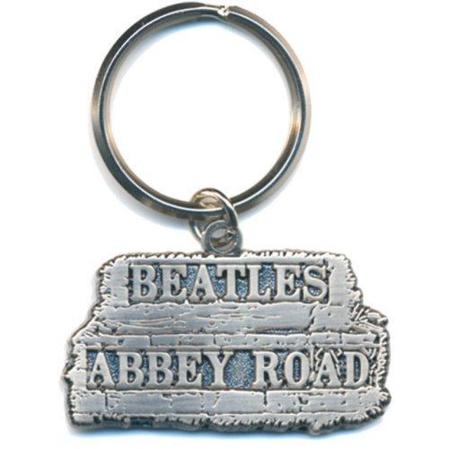 The Beatles - Kľúčenka Abbey Road Sign in relief