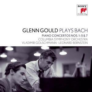 CD GOULD, GLENN - Glenn Gould plays Bach: Piano