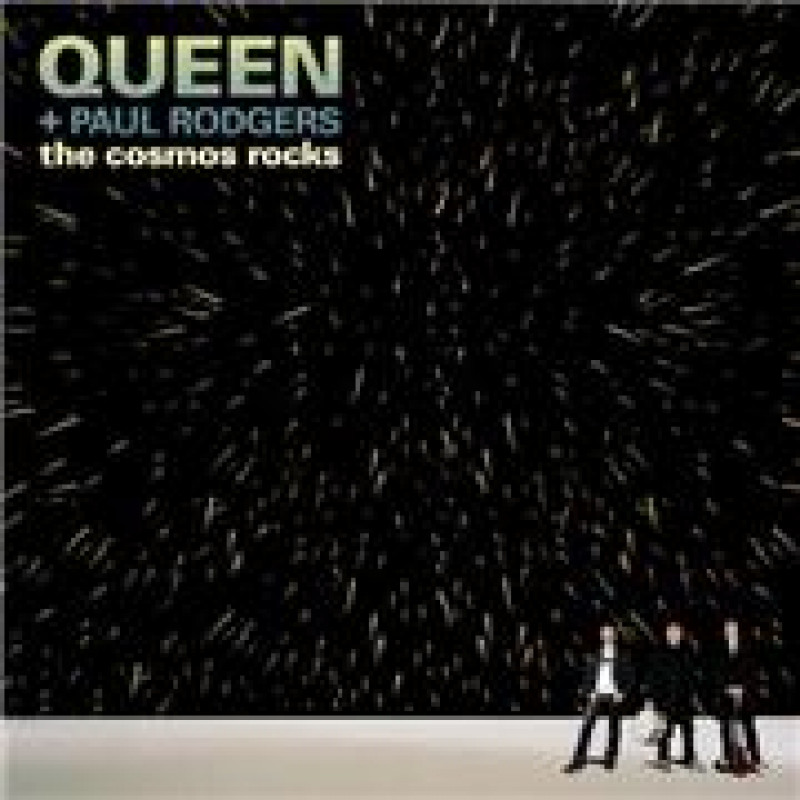 CD QUEEN/PAUL RODGERS - THE COSMOS ROCKS