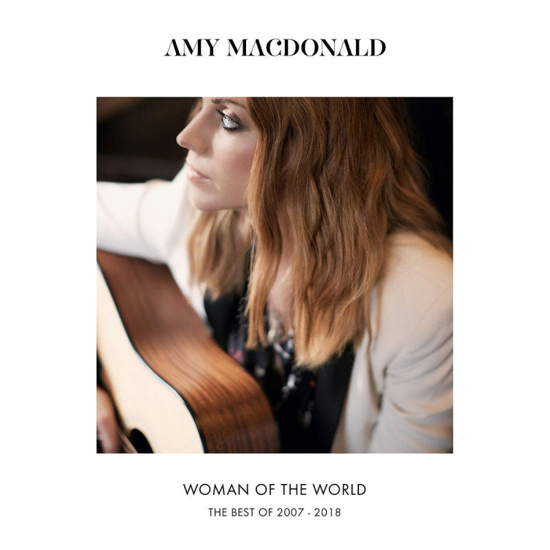 CD MACDONALD AMY - WOMAN OF THE WORLD