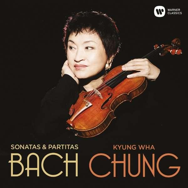 CD KYUNG-WHA, CHUNG - BACH: SONATAS & PARTITAS