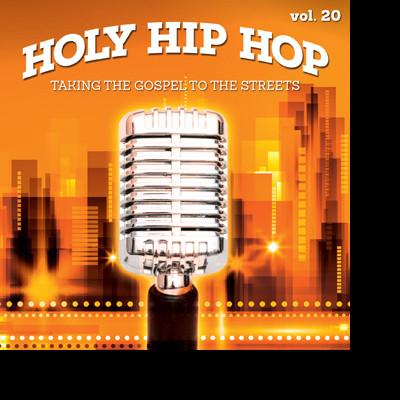 CD V/A - HOLY HIP HOP VOL.20