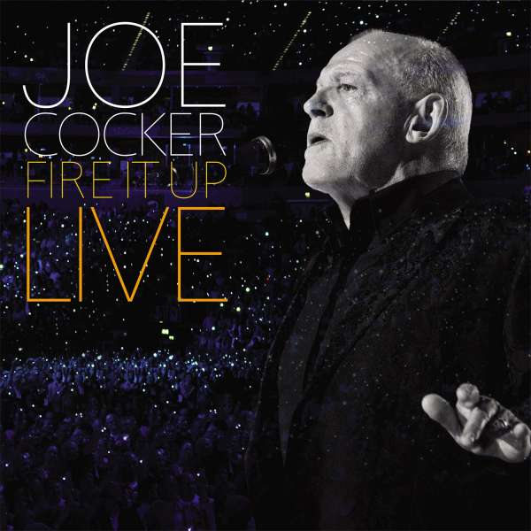 Vinyl COCKER, JOE - FIRE IT UP - LIVE