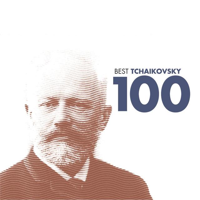 CD VARIOUS ARTISTS - 100 BEST TCHAIKOVSKY