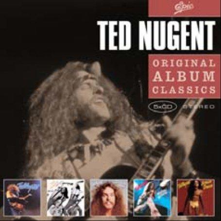 CD NUGENT, TED - Original Album Classics
