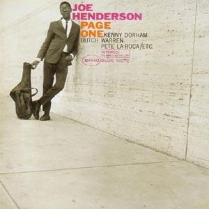 CD HENDERSON JOE - PAGE ONE