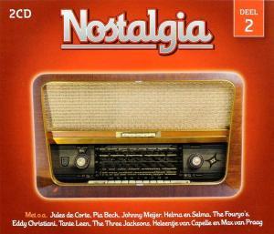 CD V/A - NOSTALGIA DEEL 2