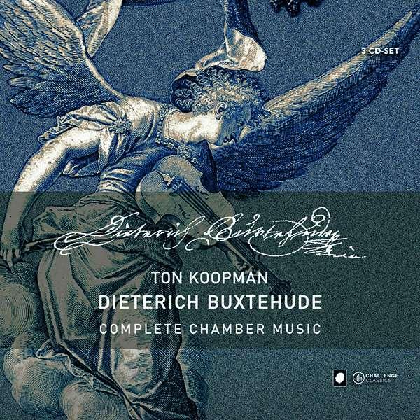 CD KOOPMAN, TON - COMPLETE CHAMBER MUSIC
