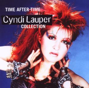 CD LAUPER, CYNDI - Time After Time: The Cyndi Lau