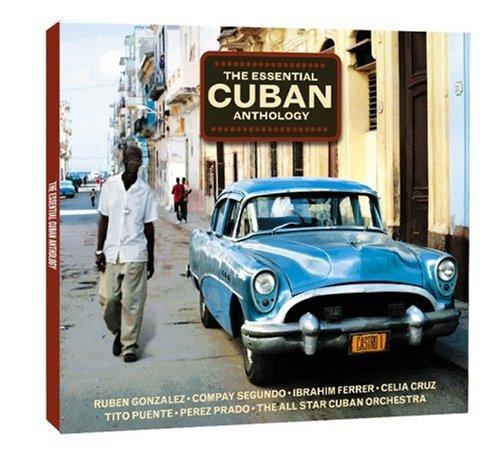 CD V/A - ESSENTIAL CUBAN ANTHOLOGY