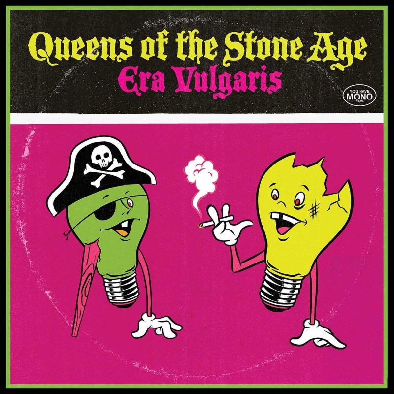 Vinyl QUEENS OF THE STONE - ERA VULGARIS