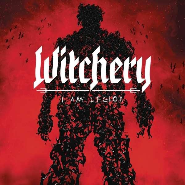 CD WITCHERY - I Am Legion