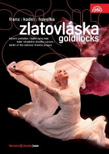 DVD VARIOUS FRANZ : ZLATOVLASKA. BALETNI POHADKA