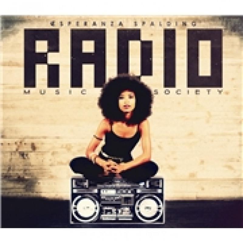 CD ESPERANZA SPALDING - RADIO MUSIC SOCIETY