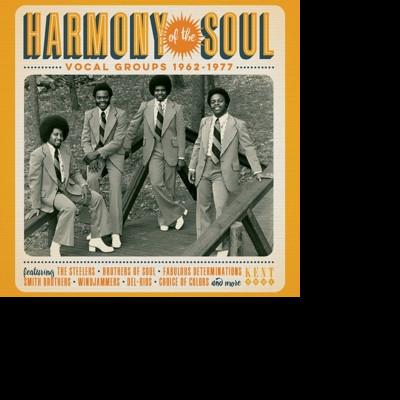 CD V/A - HARMONY OF SOUL