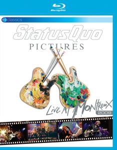 Status Quo - Blu-ray PICTURES: LIVE AT MONTREUX