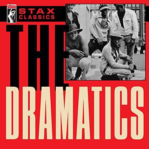 CD THE DRAMATICS - STAX CLASSICS