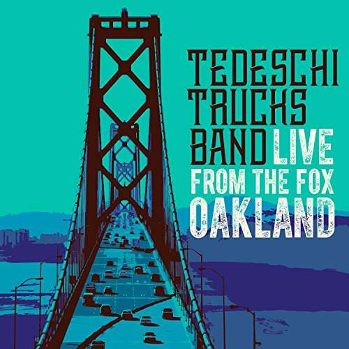 CD TEDESCHI TRUCKS BAND - LIVE FROM THE FOX/DVD DLX