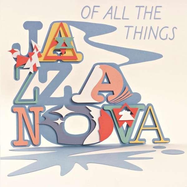 Vinyl JAZZANOVA - OF ALL THE THINGS