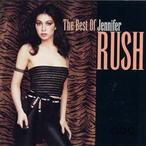 Jennifer Rush - CD The Best Of Jennifer Rush