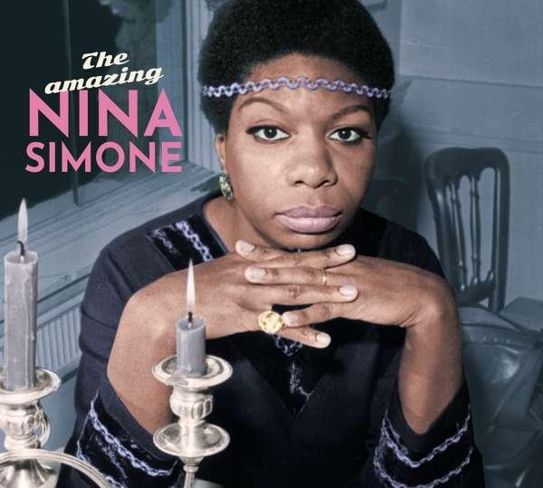 NINA SIMONE - CD The Amazing