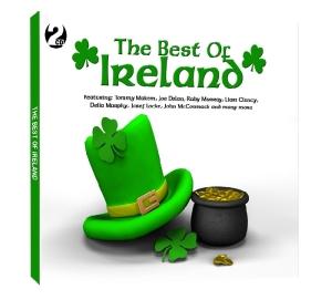 CD V/A - BEST OF IRELAND