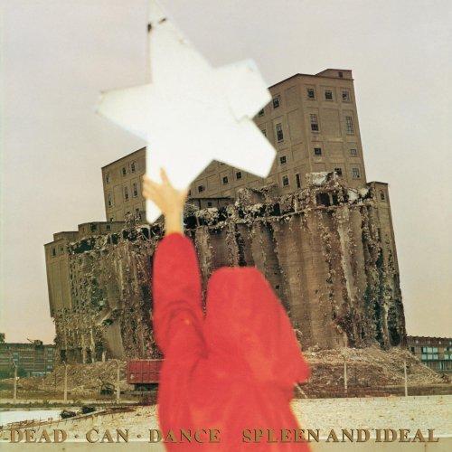 CD DEAD CAN DANCE - SPLEEN AND IDEAL