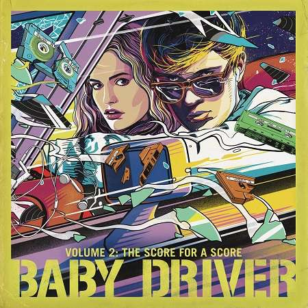 OST - Vinyl Baby Driver Volume 2: the Score For a Score