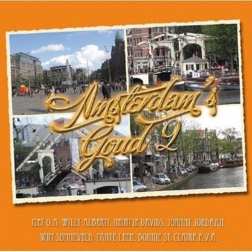 CD V/A - AMSTERDAMS GOUD 2