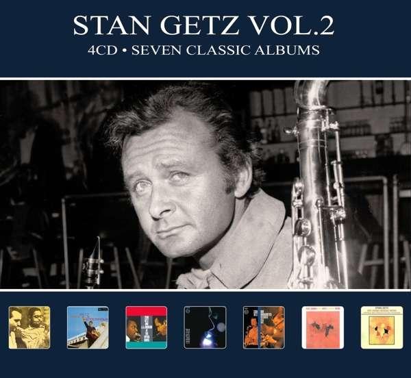 CD GETZ, STAN - SEVEN CLASSIC ALBUMS VOL.2