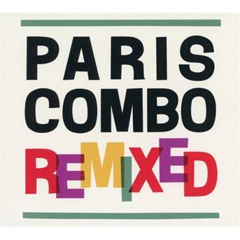 CD PARIS COMBO - REMIXED