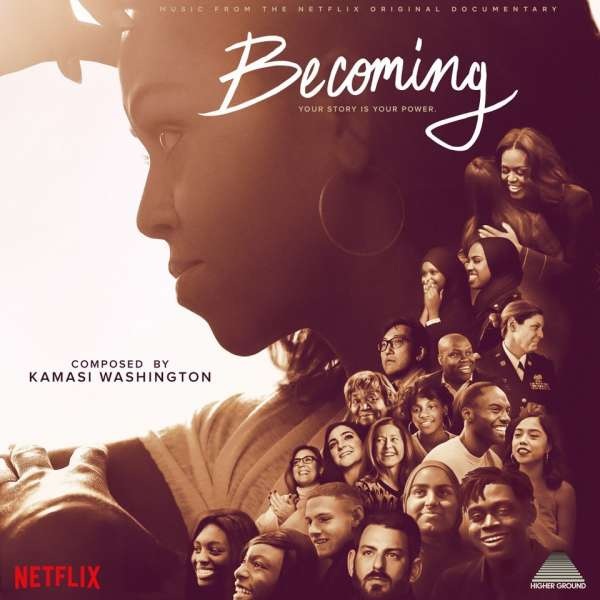 OST - CD BECOMING (MUSIC FROM THE NETFLIX ORIGINAL DOCUMENTARY)
