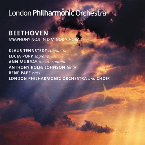 CD BEETHOVEN, L. VAN - SYMPHONY NO.9
