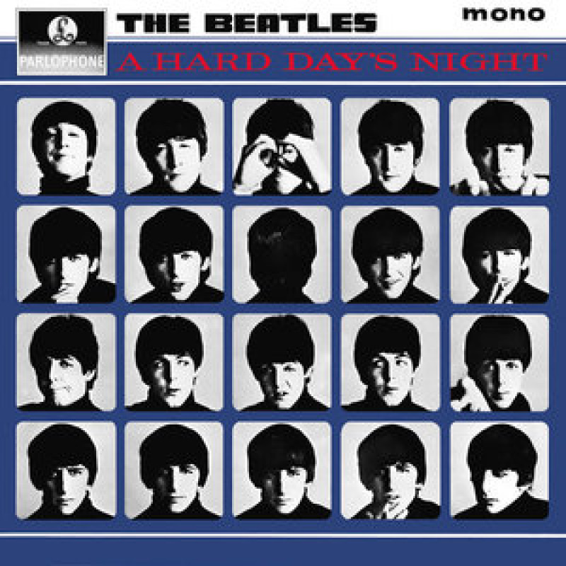 The Beatles - Vinyl A HARD DAY'S NIGHT