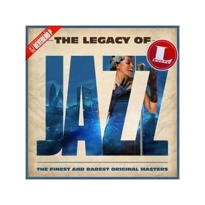 CD V/A - The Legacy of Jazz