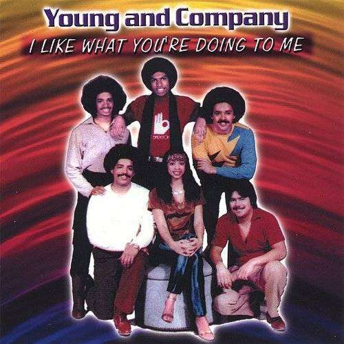 Vinyl YOUNG & COMPANY - I LIKE WHAT YOU'RE DOING TO ME
